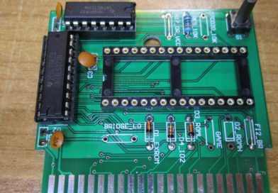 Ogryzek cartridge for C64 από τον Mr WEGI